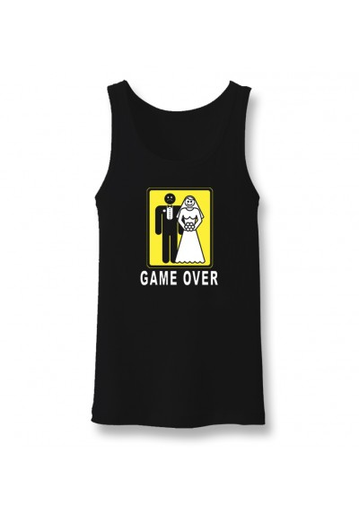 "Canotta ""Game Over"""